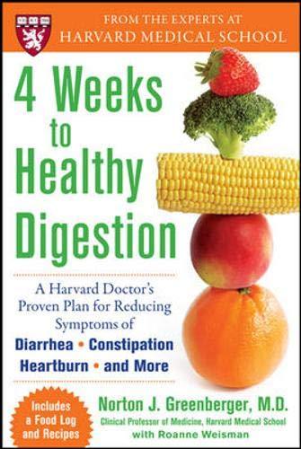 4 Weeks to Healthy Digestion:
