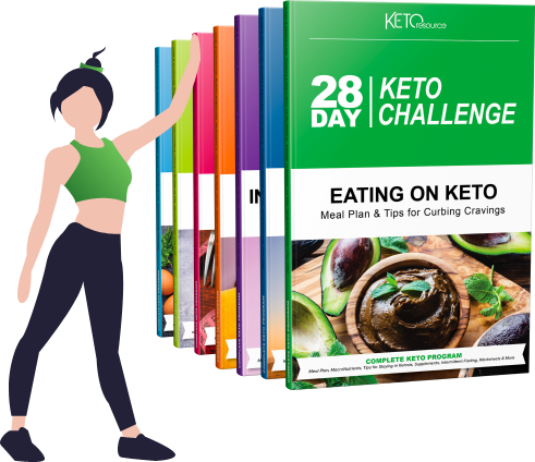The 28-Day Keto Challenge